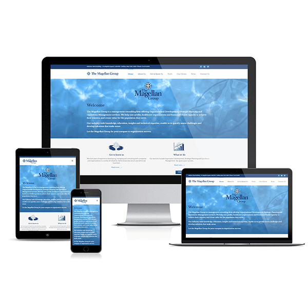 The Magellan Group Website